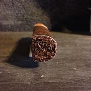 This is one of the most ridiculous vitola I have ever seen/smoked. (Casa Magna Domis Magnus II Tiberius)