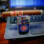 New cigar new lighter