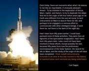 Carl Sagan/Neil Tyson Motivational Posters
