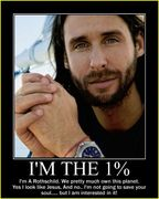 David Rothschild 1 per cent