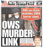 DNA link from Occupy Wall Street protest to unsolved murder debunked