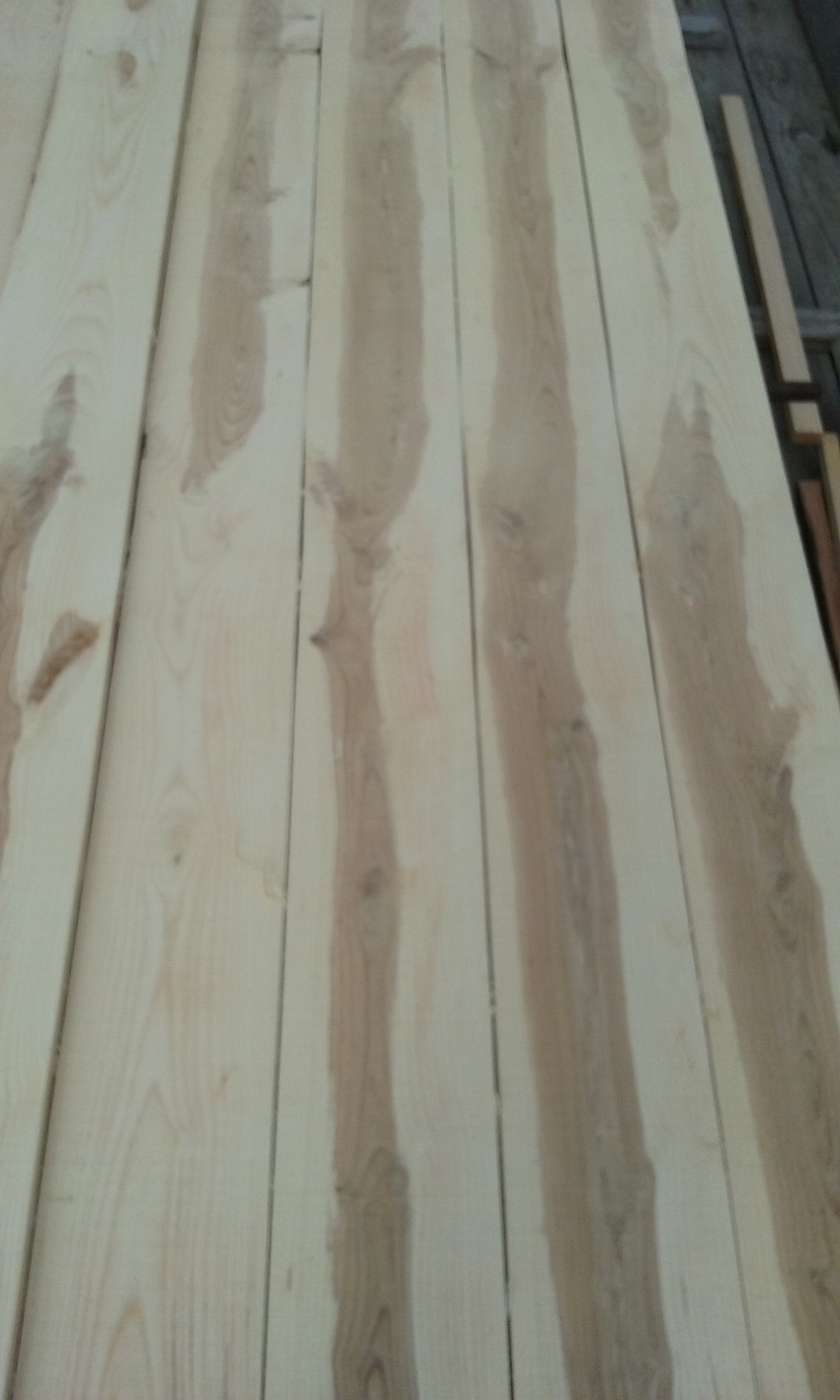 Ash Staining
