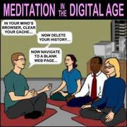 Digital-Meditation