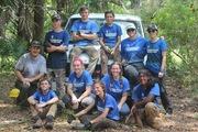 Cumberland Island Crew 2016