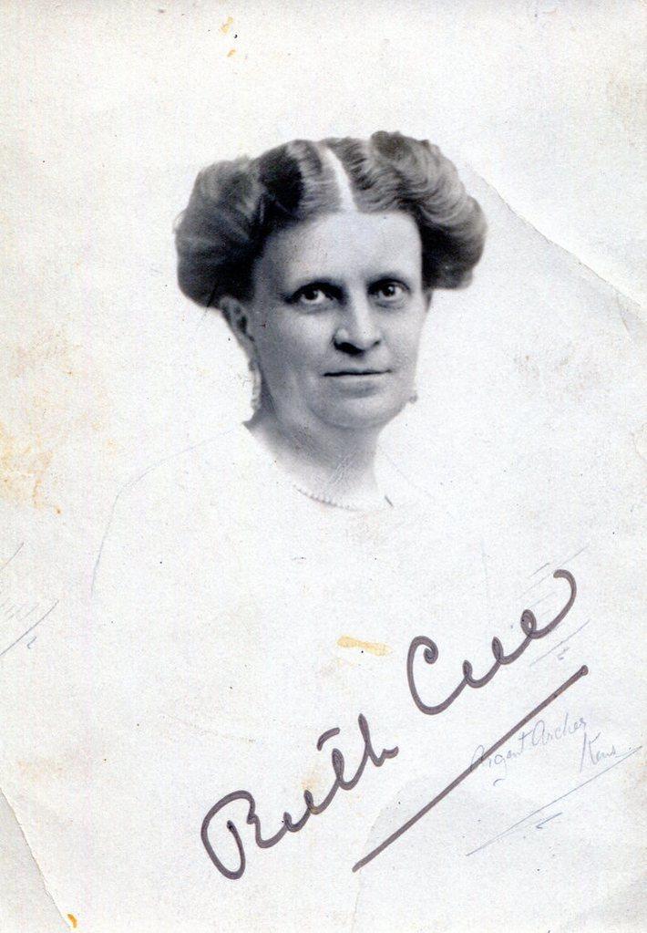 Ruth (Southgate) Cree