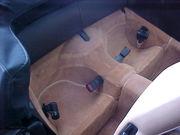 Lando's Cabriolet Rear Seat 03