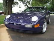 Purple Porsche
