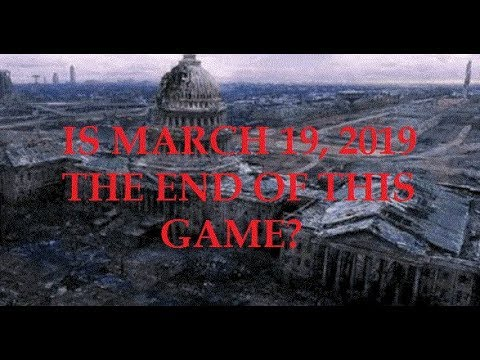 IS MARCH 19-20 THE END OF THE DEBT BASED FINANCIAL SYSTEM?