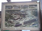 Chesapeake Region AACA Howard Co Swap Meet 2019 Studebaker South Bend Factory