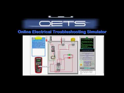 Electrical Troubleshooting Game