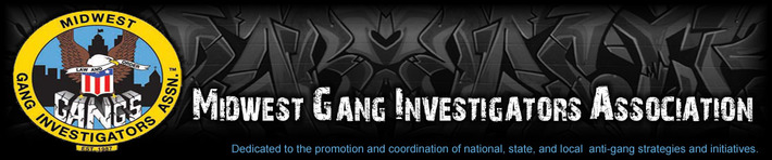 Midwest Gang Investigators Association Logo