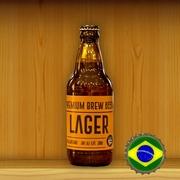QOD Barber Shop Premium Brew Beer Lager