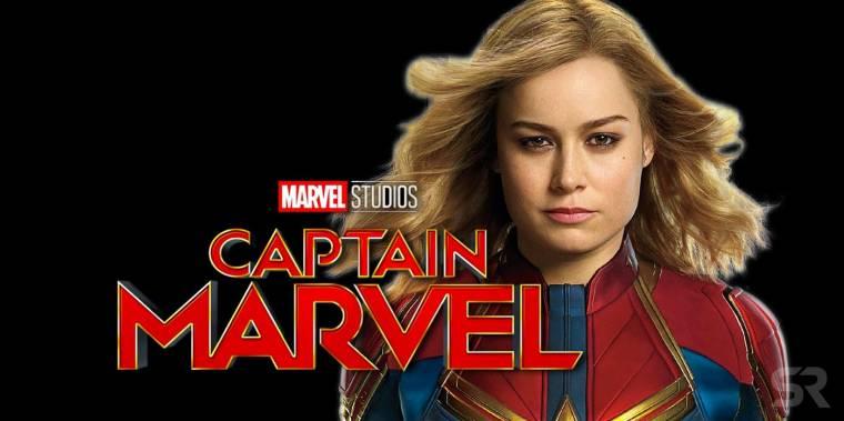 Captain Marvel 2019 Movie