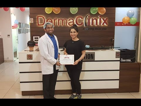 FUE Hair Transplant Training in India - DermaClinix