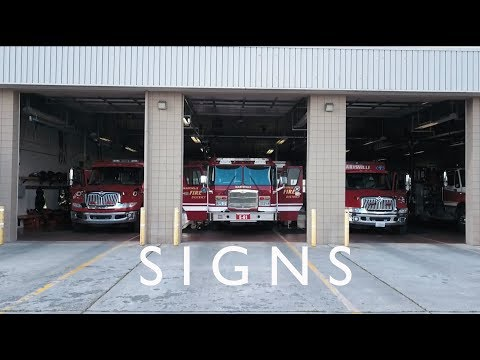 """SIGNS""- Short Film - A First Responders Battle"
