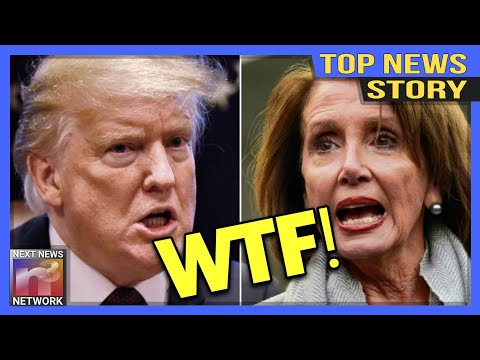 TOP NEWS! Pelosi MAKES UP SICK EXCUSE For Launching NEW Investigations Targeting Trump's FAMILY