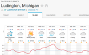 Sunshine Week in Ludington