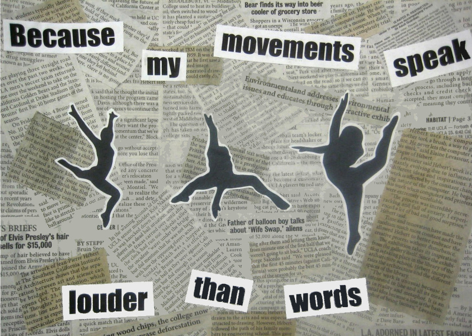Judy Tran - movements speak