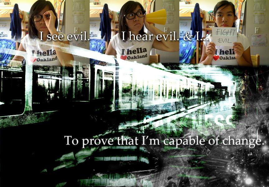 Fanny Hoang - Fighting Evil.