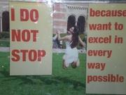 Amy Berman- Don't Stop