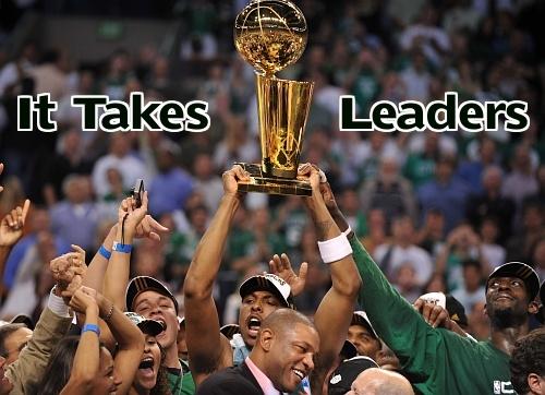 Leaders Win Championships