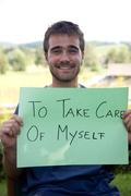 to take care