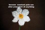 constant pain
