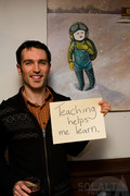 Teaching helps me learn