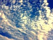 freedom's a beauty.