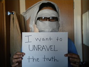Tim-I want to unravel the truth
