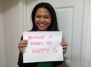 Thea - Because It Makes Me Happy =P