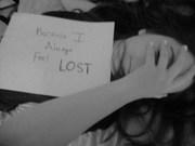 Aleen- I always feel lost