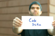 Prasanth - Code.  It's fun.