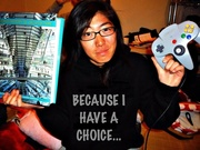 ESTHER KIM - BECAUSE I HAVE A CHOICE