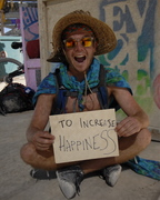To increase happiness