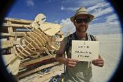 Maine, USA C.O.R.E. Project on Playa 2011