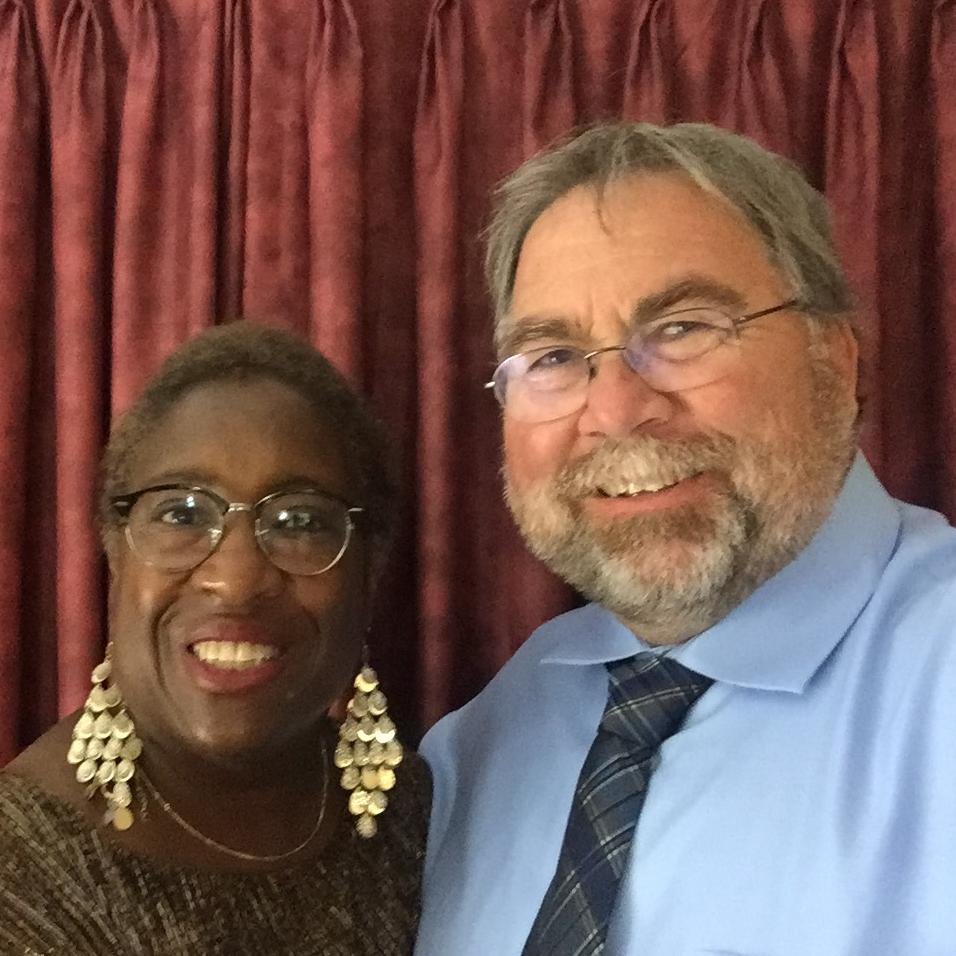 Pastor Brenda Eldridge