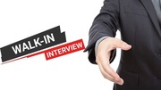 walkin  Interviews
