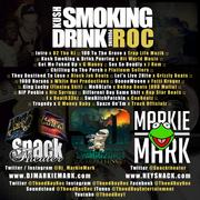 Kush Smoking Drink Pouring Roc Back