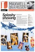 Miami swimwear show