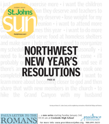 St. Johns Sun cover 1/2/2010