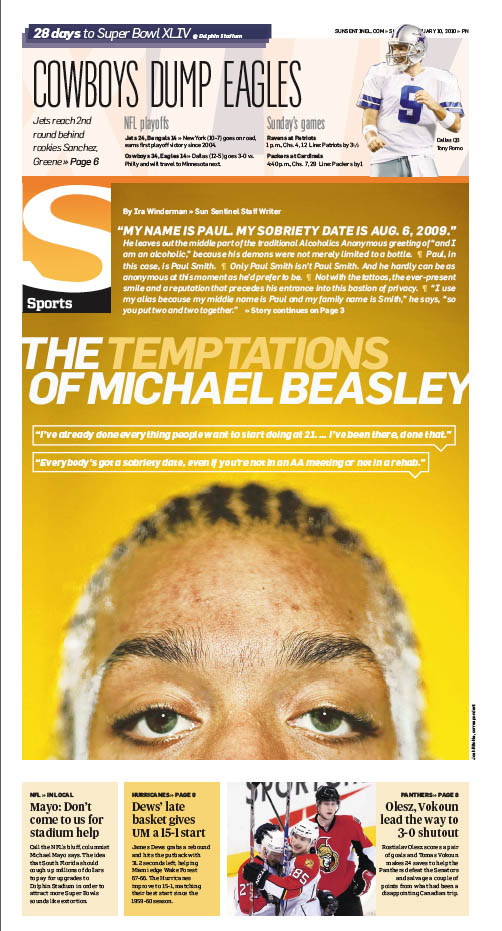Temptations of Michael Beasley
