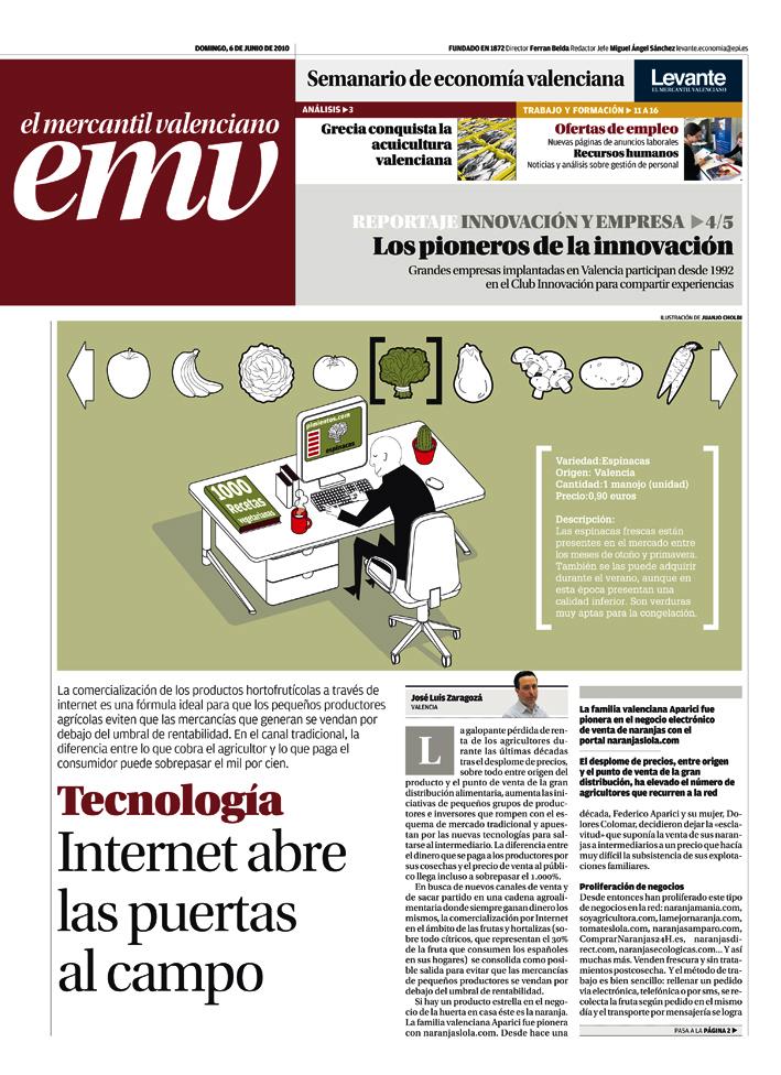 ilustracion tecnologia internet