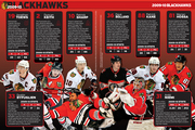Blackhawks Stanley Cup spread