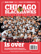 Blackhawks Stanley Cup Cover