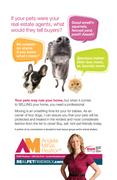 Angela Mihal Pet-friendly Realtor