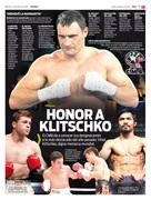 Honor a Klitschko