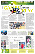 Anniversary Special Issue-Sports