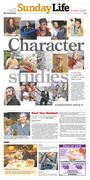 The Journal News: Character Studies