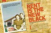 Rent is the New Black